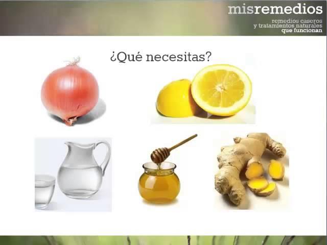 Remedios caseros para la garganta con naranja y miel