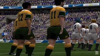 Rugby 2004 PS2 Gameplay HD