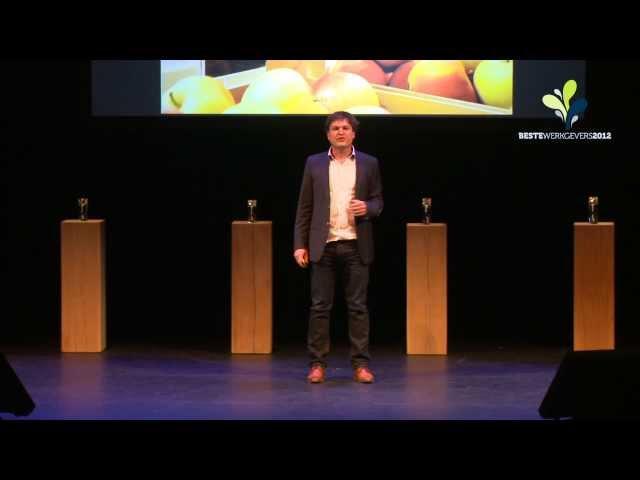 Social value Beste Werkgevers 2012 Guido Heezen Effectory