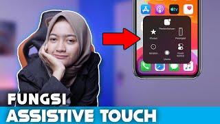 Download Tutorial iphone untuk Pemula yang belum pernah pake / menggunakan hp apple ~ assistive touch