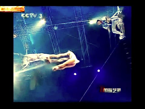 """Incredible performing """"Great Chinese State Circus""""2015"""