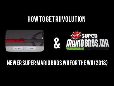 riivolution channel wii