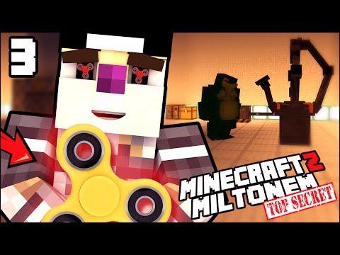 🚀 MILTON MA FIDGET SPINNER? - Galacticraft 1.10.2 - MINECRAFT Z MILTONEM TOP SECRET #3