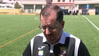 Declaraciones de José Juan Romero tras el AD Ceuta FC 2 - CD San Roque de Lepe 0