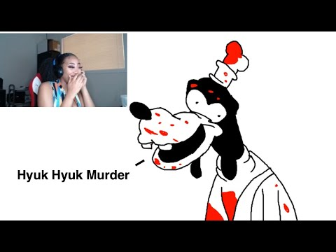 ChaoticAllure and YourRAGE React To Goofy's Trial Animated