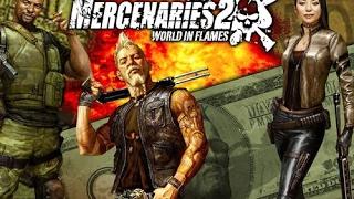 Mercenaries 2 fun Demo game