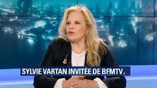 L'intégralité de l'interview de Sylvie Vartan