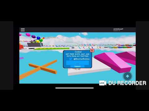Roblox Mega Fun Obby 2 Hholykukingames Code Working Now - New Code For 2 Free Skips On Mega Fun Obby Roblox Youtube