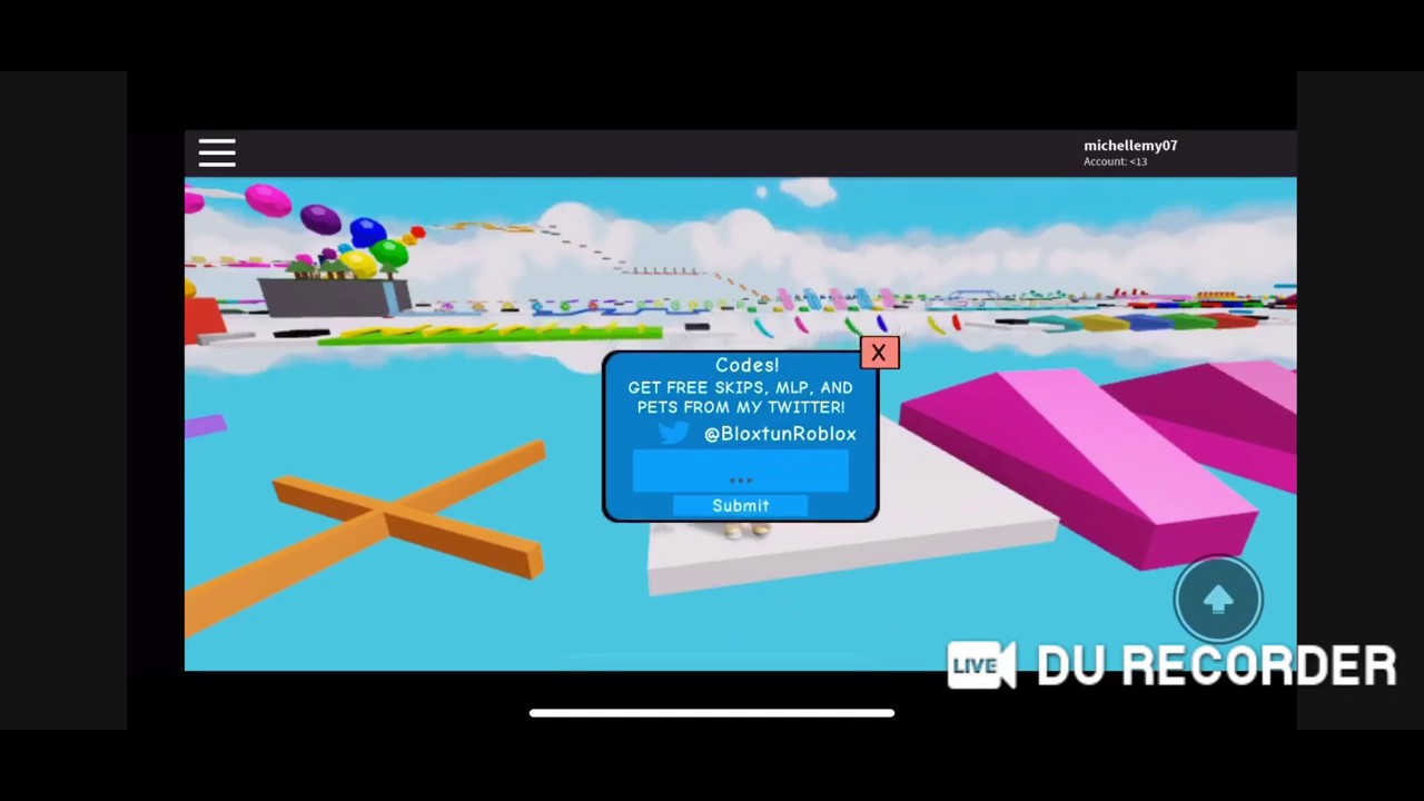 Roblox Mega Fun Obby 2 Hholykukingames Code Working Now - New Code For 2 Free Skips On Mega Fun Obby Roblox