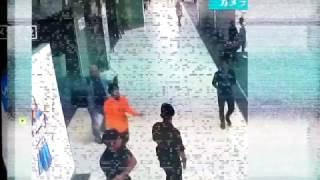 Moment of Kim Jong-nam 'assassination' captured on security camera