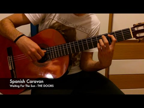 Spanish Caravan - Guitar Tutorial