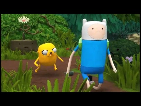 ADVENTURE TIME: FINN AND JAKE INVESTIGATIONS Gameplay Español PC - 1080p HD 60fps