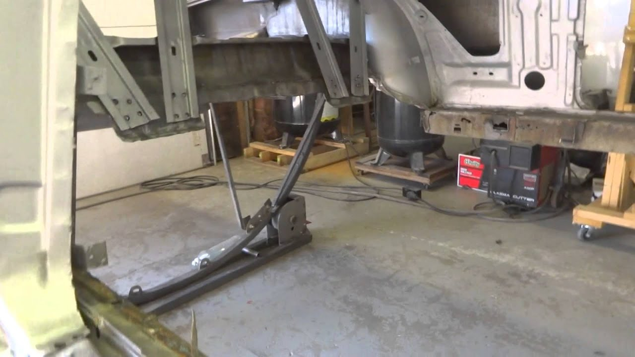 1964 Impala Floor Pan Removal Video 3 Youtube