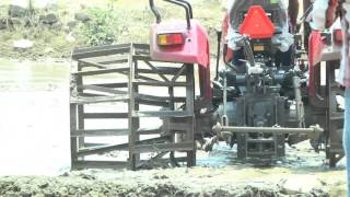 Mahindra Tractor Demo
