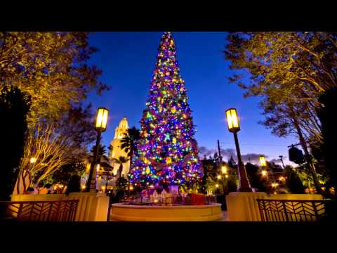 Buena Vista Street Christmas Music Loop