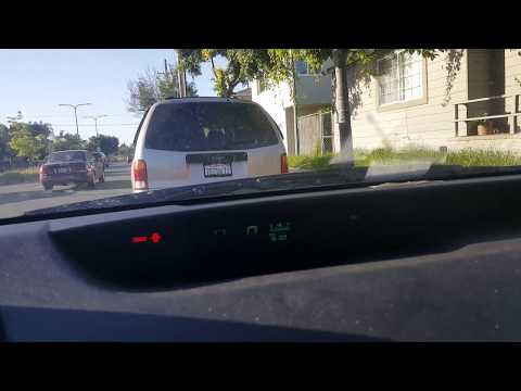 Toyota Prius Dashboard Problem