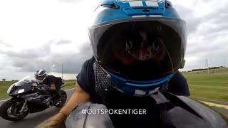 Yamaha R1 vs GSXR 1000 vs BMW S1000RR vs Kawasaki ZX10R - Throwback