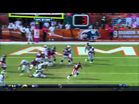 Tim Tebow Amazing v Dolphins 2011 Week 7