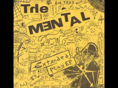 The Mental - The Extended Play EP