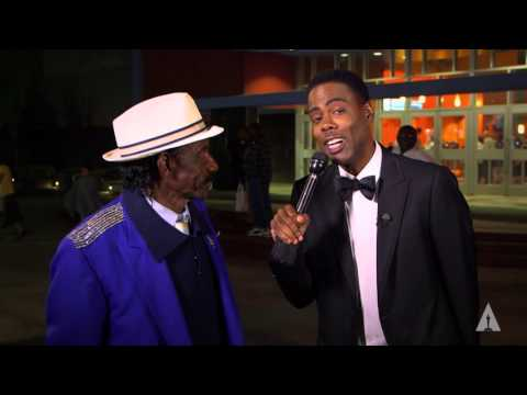 Chris Rock Goes To Compton To Talk Movies