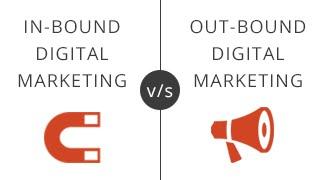Inbound Marketing | Difference between Inbound and Outbound Marketing 2019 | SEO Tutorial