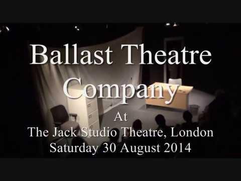 Diary Of A Madman Jack Studio Theatre 2014.08.30