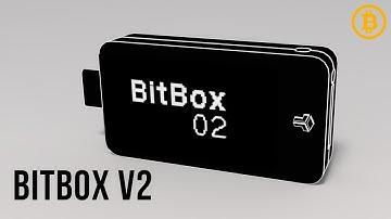 BitBox 02 (v2) Hardware Wallet Review