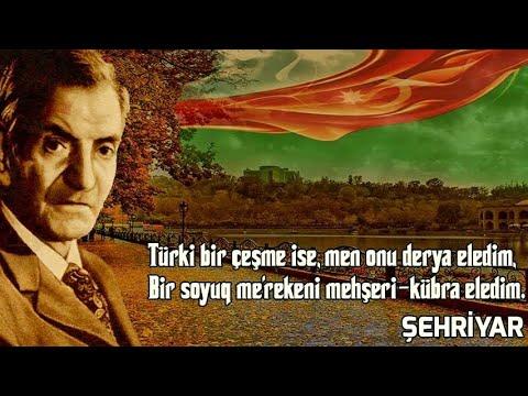 Şehriyar'ın Hz. Ali hakkındaki şiiri