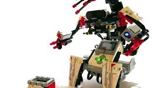 Lego Mindstorms SENTIN3L | Ev3 Motorized Autonomous Sentinel Review