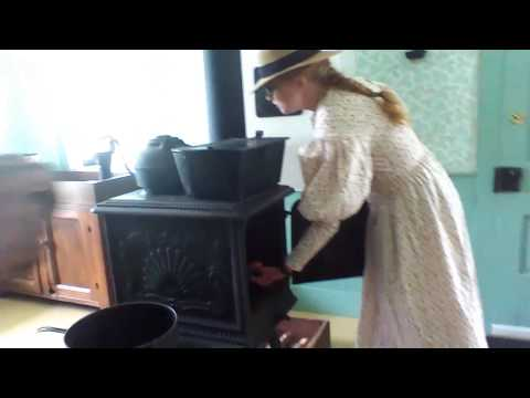 ELEN WHITE'S HOME (Historic Adventist Village - Battle Creek, MI)