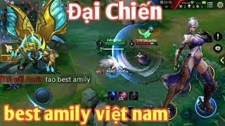 Anh Hảo _ Vô Tình Đối  Đầu Best Amily Việt Nam | Và Cái Kết Không Tưởng