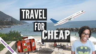 How to travel for cheap! | Affordable vacations | Debt Free Friday
