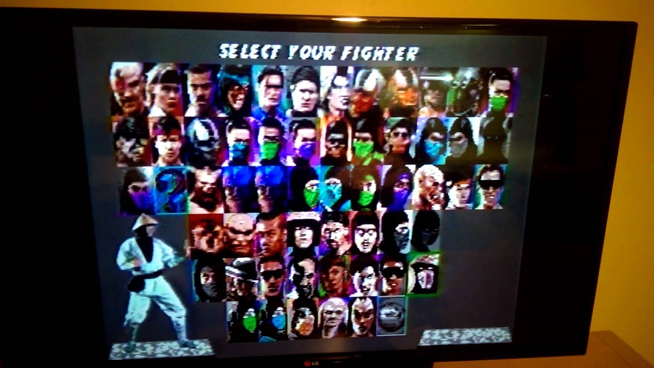Ultimate mortal kombat trilogy genesis rom
