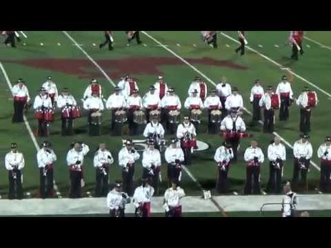 Hawthorne Caballeros Alumni 7/11/15 Full Show Plus The Competing Corps Joining Them