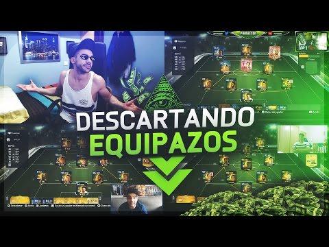 DESCARTANDO PLANTILLAS DE MILLONES DE MONEDAS | Ultimate Team | DjMaRiiO