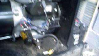 Biogas generator in el paso farm Costa Rica