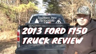 Best ALL AROUND TRUCK!!!! 2013 Ford F150 4x4 XLT Review