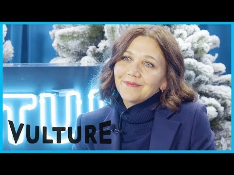 Maggie Gyllenhaal on How Her Mother Inspires Her
