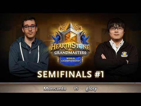 Monsanto vs Glory - Hearthstone World - Game 3