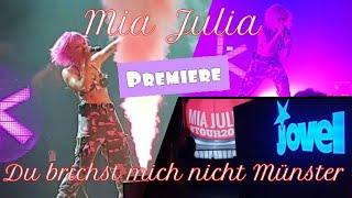 Mia Julia - Du brichst mich nicht Live (Premiere) Mia Julia die Live Konzerte 01.02.2020 Münster