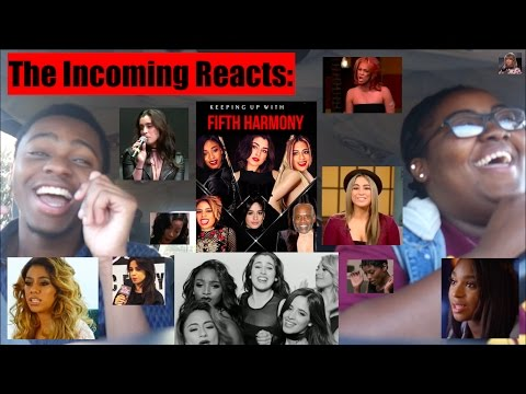 KEEPING UP WITH FIFTH HARMONY & DRAG A BITCH REACTION