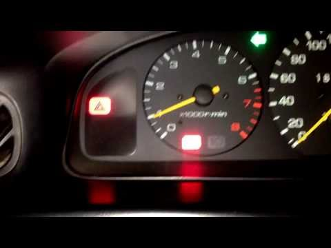 Mazda 626 2.0 работа без датчика ХХ