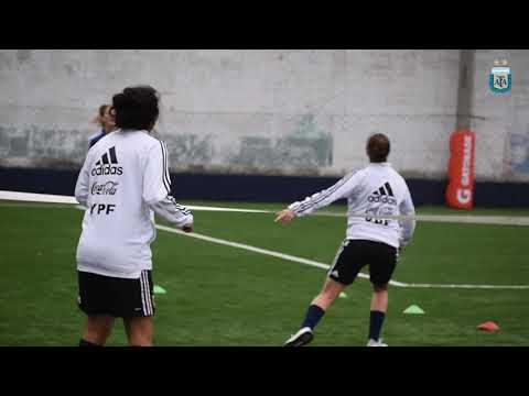 #SelecciónFemenina: Entrenamiento tras la victoria ante Panamá