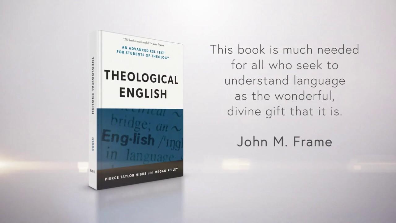 Theological English