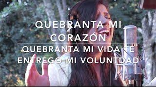 Yo quiero más de ti - Jaime Murrell - Cover - Vanessa Mariano