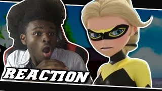 😱QUEEN BEE TEAMS UP WITH HAWKMOTH!!😱| Miraculous Ladybug Season 03 LoveEater - (Reaction)