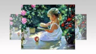 Сладкое лето детства. Владимир Волегов