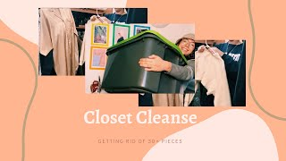 Closest Cleanse: How To Get Money By Cleaning Out Your Closet