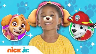 Play Junior Dress Up & Join the PAW Patrol Team! 🐶 Ep. 5 | Nick Jr. thumbnail