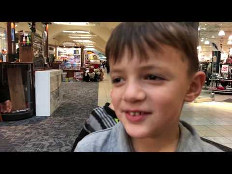 Our trip to the Panama City Mall